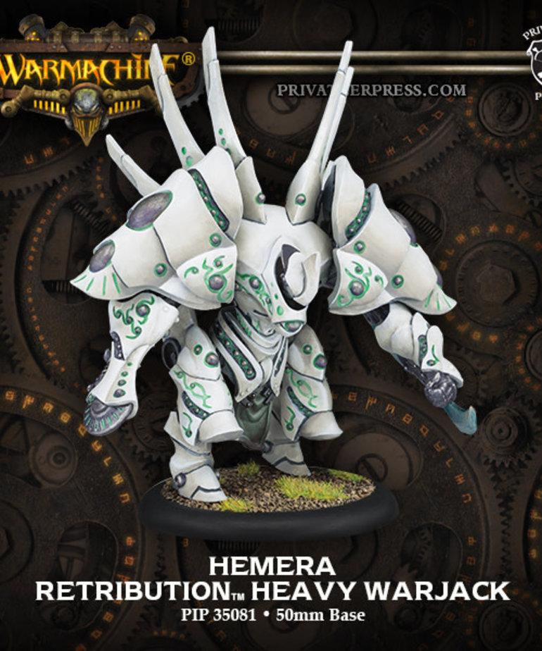 Privateer Press - PIP Warmachine - Retribution of Scyrah - Hemera - Heavy Warjack