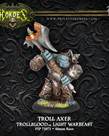 Privateer Press - PIP Hordes - Trollbloods - Troll Axer - Light Warbeast