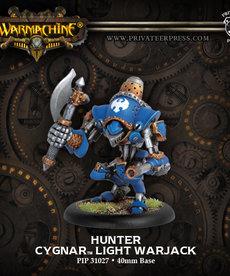Privateer Press - PIP Warmachine - Cygnar - Hunter Light - Warjack