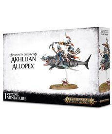 Games Workshop - GAW Warhammer Age of Sigmar - Idoneth Deepkin - Akhelian Allopex