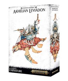 Games Workshop - GAW Warhammer Age of Sigmar - Idoneth Deepkin - Akhelian Leviadon