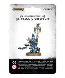 Games Workshop - GAW Warhammer Age of Sigmar - Idoneth Deepkin - Isharann Soulscryer