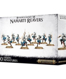 Games Workshop - GAW Warhammer Age of Sigmar - Idoneth Deepkin - Namarti Reavers
