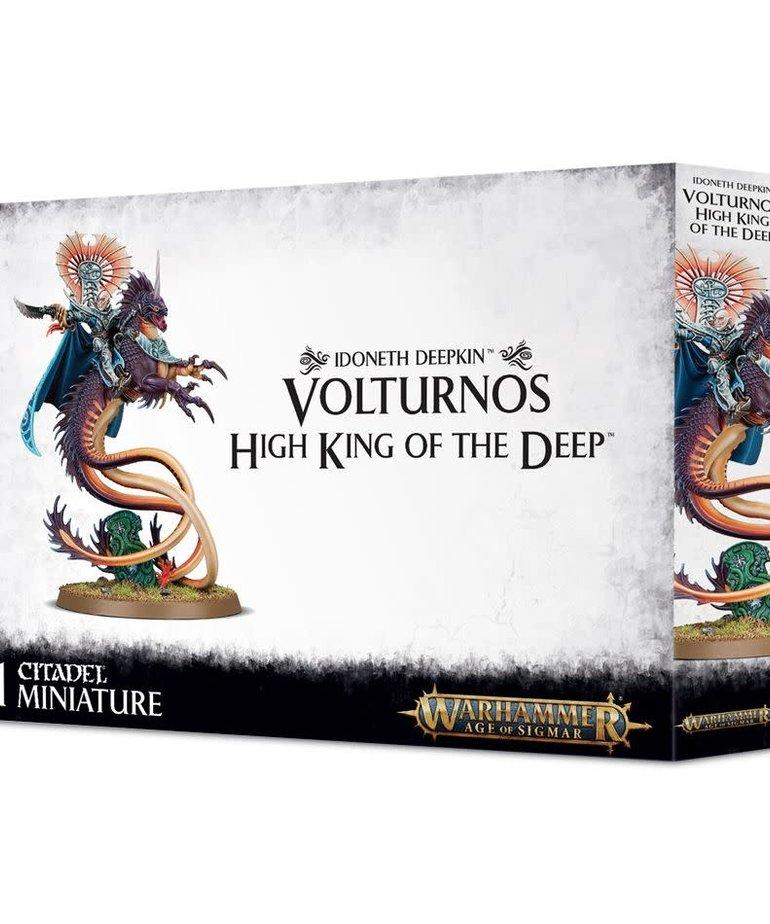Games Workshop - GAW Warhammer Age of Sigmar - Idoneth Deepkin - Volturnos, High King of the Deep