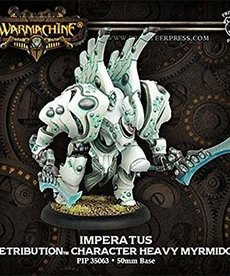 Privateer Press - PIP Warmachine - Retribution of Scyrah - Imperatus - Character Heavy Myrmidon