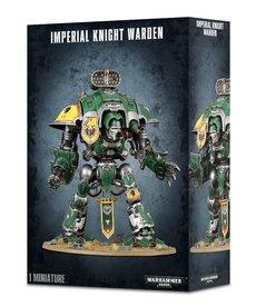 Games Workshop - GAW Warhammer 40K - Imperial Knight Warden