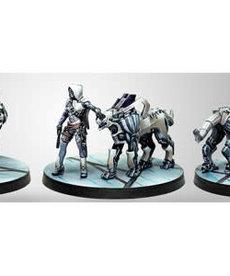Corvus Belli - CVB Infinity: ALEPH - Andromeda, Sophistes of the Steel Phalanx (SMG) (1)