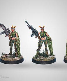 Corvus Belli - CVB 7th Foxtrot Rangers BLACK FRIDAY NOW