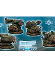 Corvus Belli - CVB Infinity: Ariadna - Traktor Muls, Regiment of Artillery & Support Unit Box (2)