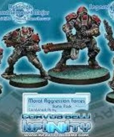 Corvus Belli - CVB Infinity: Combined Army - Morat Aggression Forces Starter Pack (6)