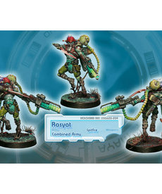 Corvus Belli - CVB Rasyat (Spitfire) BLACK FRIDAY NOW