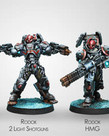 Corvus Belli - CVB Infinity: Combined Army - Rodoks, Morat Armed Imposition Detachment (4)