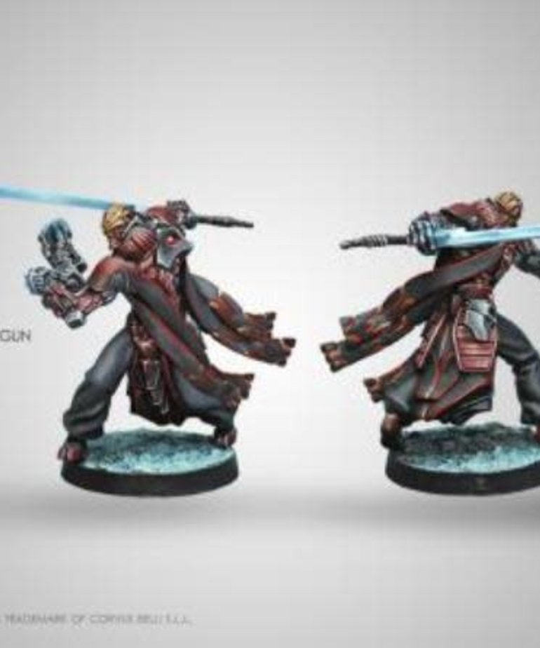 Corvus Belli - CVB Infinity: Combined Army - Umbra Legates (1)