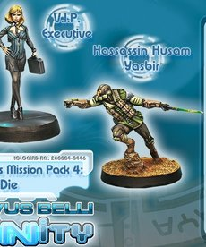 Corvus Belli - CVB Mission Pack 4: Flee or Die BLACK FRIDAY NOW