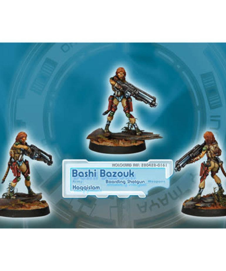 Corvus Belli - CVB Infinity: Haqqislam - Bashi Bazouk (Boarding Shotgun)