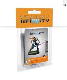 Corvus Belli - CVB Infinity - Non-Aligned Armies NA2 - Saito Togan - Mercenary Ninja