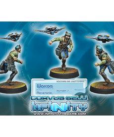 Corvus Belli - CVB Infinity: Mercenaries - Warcors (1)