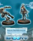 Corvus Belli - CVB Infinity: Nomads - Bakunin Uberfallkommando Unit Box (4)