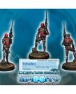 Corvus Belli - CVB Infinity: Nomads - Intruders (Multi Sniper Rfl)