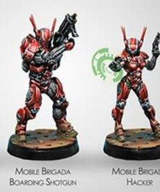 Corvus Belli - CVB Infinity: Nomads - Mobile Brigadas (4)