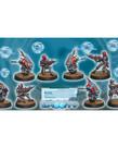 Corvus Belli - CVB Infinity: PanOceania - Auxilia Unit Box (4)