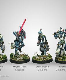 Corvus Belli - CVB Hexas BLACK FRIDAY NOW