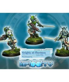 Corvus Belli - CVB Knights of Montesa (Combi Rfl) BLACK FRIDAY NOW