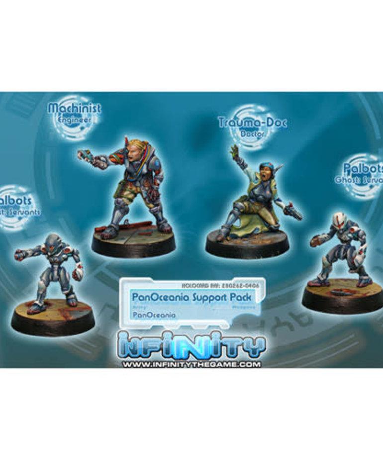 Corvus Belli - CVB Infinity: PanOceania - Support Pack (4)