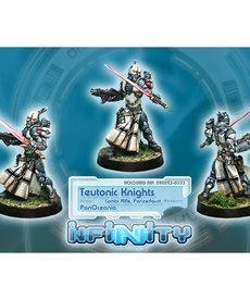 Corvus Belli - CVB Infinity: PanOceania - Teutonic Knights (Spitfire)