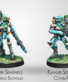 Corvus Belli - CVB Kaauri Sentinels (Combi Rifle / Boarding Shotgun) BLACK FRIDAY NOW