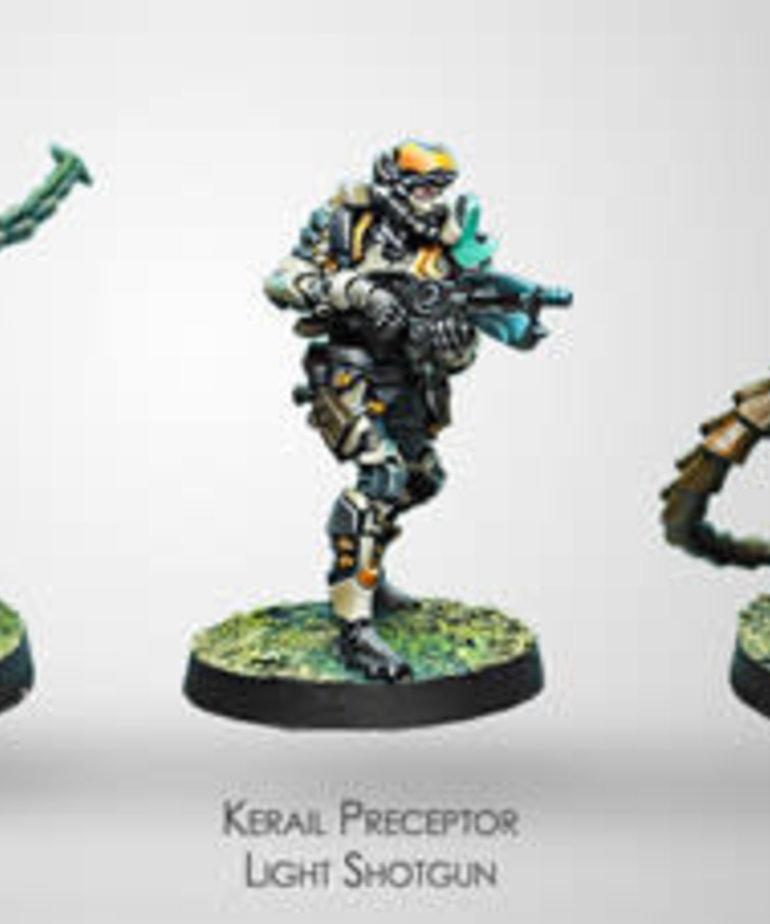 Corvus Belli - CVB Infinity: Tohaa - Kerail Perceptors (3)