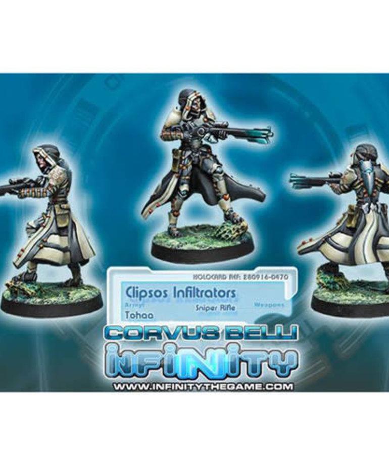 Corvus Belli - CVB Infinity: Tohaa - Tohaa Pack