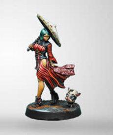 Corvus Belli - CVB Infinity: Yu Jing - Dragon Lady, Imperial Service Judge