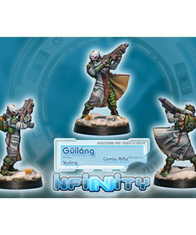 Corvus Belli - CVB Infinity: Yu Jing - Guilang (Combi Rfl)