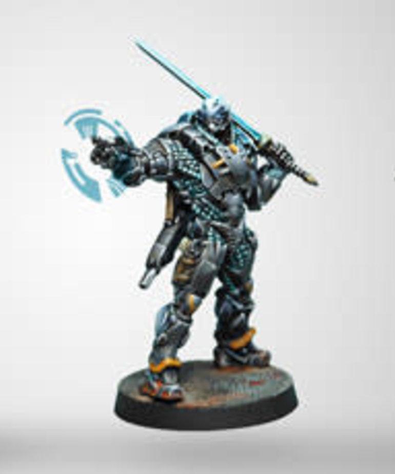 Corvus Belli - CVB Infinity: Yu Jing - Hac Tao Special Unit (Hacker) (1)