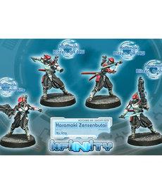 Corvus Belli - CVB Infinity: Yu Jing - Haramaki Zensenbutai Unit Box (4)