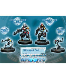 Corvus Belli - CVB Infinity: Yu Jing - Japanese Sectorial Army Support Pack (4)