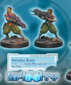 Corvus Belli - CVB Infinity: Yu Jing - Keisotsu Butai (Combi Rfl, Lt GL) (2)