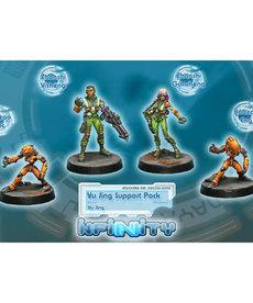Corvus Belli - CVB Infinity: Yu Jing - Support Pack (4)