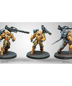 Corvus Belli - CVB Infinity: Yu Jing - Yan Huo Invincibles Fire Support Heavy Regiment (HMC) (1)
