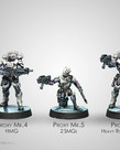 Corvus Belli - CVB Infinty - Aleph - Posthumans, 2G Proxies