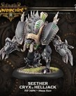 Privateer Press - PIP Warmachine - Cryx - Inflictor / Seether - Helljack