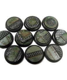 Secret Weapon Miniatures - SWM CLEARANCE Iron Deck 30mm Bases (10) Secret Weapon Bases