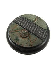 Secret Weapon Miniatures - SWM CLEARANCE Iron Deck 50mm Base 01Secret Weapon Bases