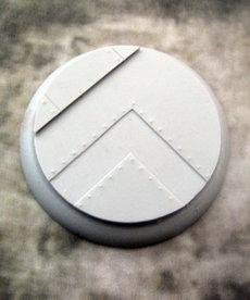 Secret Weapon Miniatures - SWM Iron Deck 50mm Base 04 BLACK FRIDAY NOW