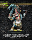 Privateer Press - PIP Hordes - Minions - Jaga-Jaga, the Death Charmer - Gatorman Warlock (Jaga-Jaga 1)