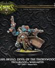 Privateer Press - PIP Hordes - Trollbloods - Jarl Skuld, Devil of the Thornwood (Jarl 1)