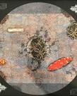 Gunmeister Games - GRG Judgement - Gaming Mat - Cobblestone - 3v3 BLACK FRIDAY NOW