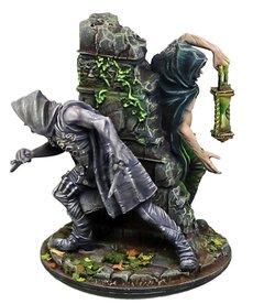 Gunmeister Games - GRG Judgement - Elves - Piper: Elf Illusionist/Rogue -Supporter