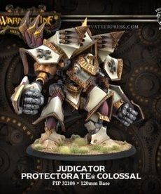 Privateer Press - PIP Warmachine - Protectorate of Menoth - Judicator / Revelator - Colossal